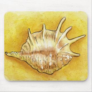 Seashell Mouse Mat