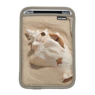 Seashell On Beach | Grand Turk Caribbean Island iPad Mini Sleeve