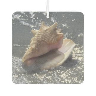 Seashell On Beach | Sanibel Island, Florida Car Air Freshener