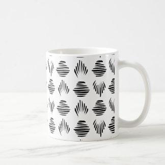 Seashell Pattern mug