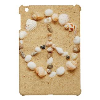 Seashell Peace Sign Case For The iPad Mini