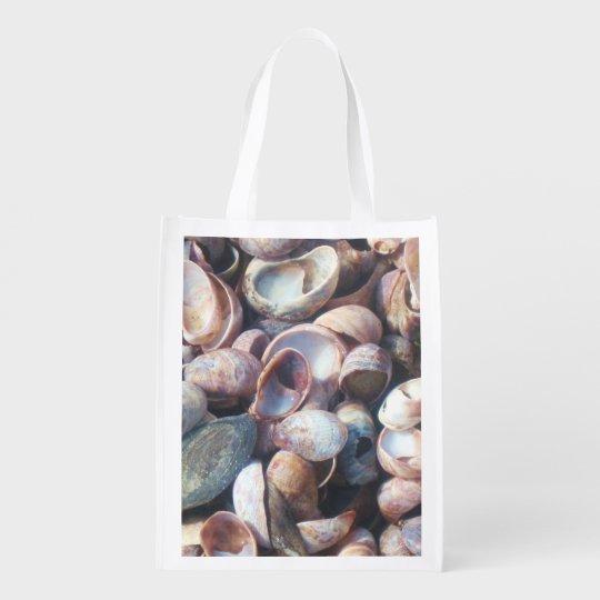 Seashell Shopping Bag