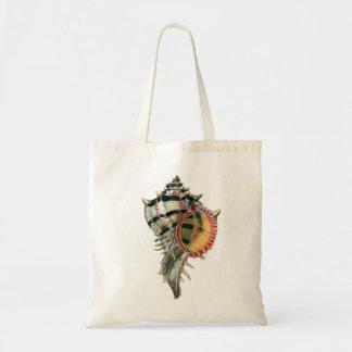SEASHELL vinatge image Tote Bag