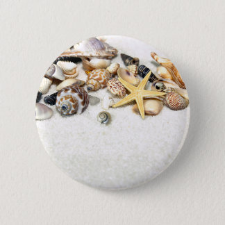 Seashells Button