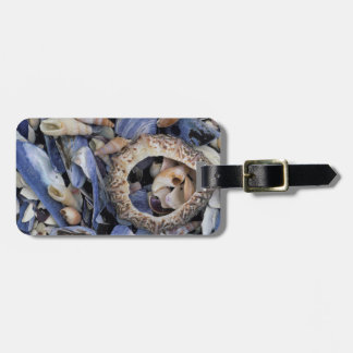 Seashells, Cape Town, Western Cape Luggage Tag