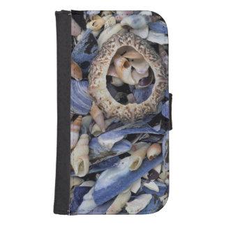 Seashells, Cape Town, Western Cape Samsung S4 Wallet Case