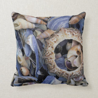 Seashells, Cape Town, Western Cape Throw Pillow
