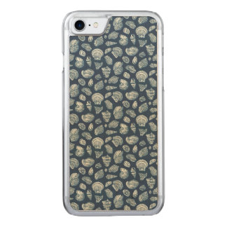 Seashells Carved iPhone 8/7 Case