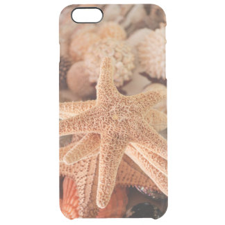 Seashells for sale Zihuatanejo, Mexico Clear iPhone 6 Plus Case