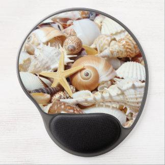 Seashells Gel Mousepad Gel Mouse Mat