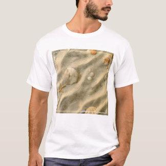 Seashells In Sand T-Shirt