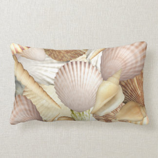 Seashells Lumbar Cushion