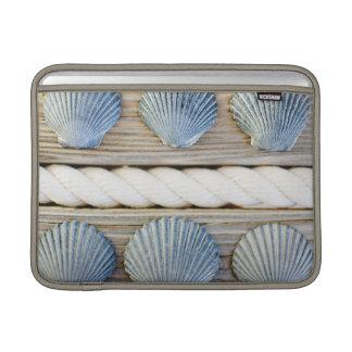 Seashells | New York City Sleeve For MacBook Air