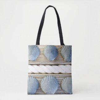 Seashells   New York City Tote Bag