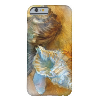 Seashells on the beach barely there iPhone 6 case
