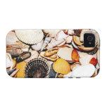 Seashells Pattern iPhone 4 Cases