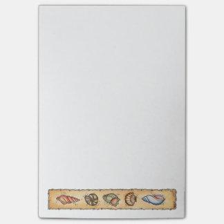 Seashells Post-it Notes