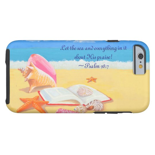 Seashore Praise Phone Case