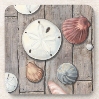 Seashore Treasures Coaster