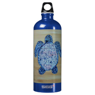 Seashore Turtle SIGG Traveller 1.0L Water Bottle