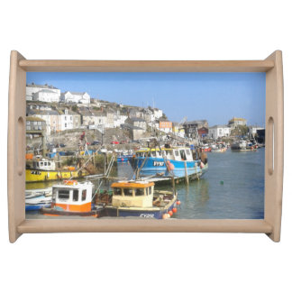 seaside collection serving tray 1