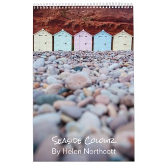 Seaside Colour (Medium A3) Wall Calendars