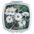 Seaside Daisies | Compact Mirror