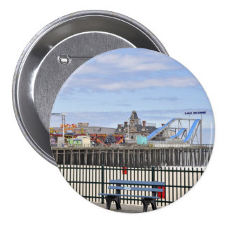 Seaside Heights, Jersey Shore 7.5 Cm Round Badge