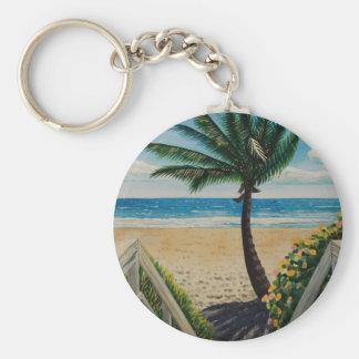 Seaside II Key Ring
