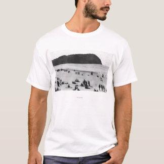 Seaside, Oregon Beach and Tillamook Head T-Shirt