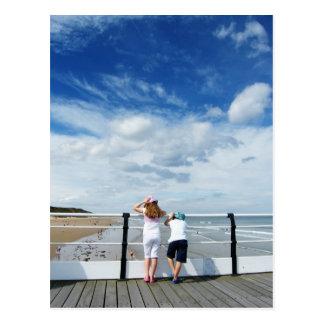 Seaside Post Card