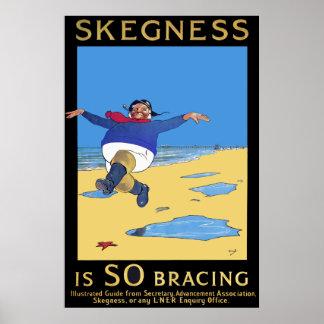 Seaside Poster Print