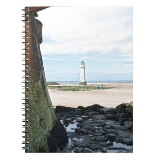 Seaside Scene.jpg Spiral Note Books