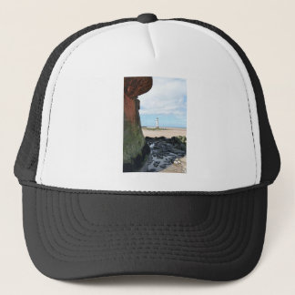 Seaside Scene.jpg Trucker Hat