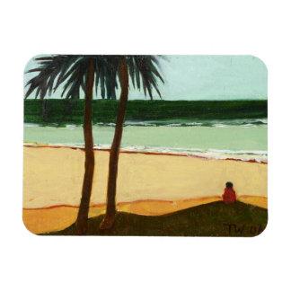 Seaside Solitude 2006 Magnet