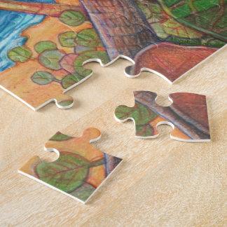 Seaside Stroll Jigsaw Puzzle