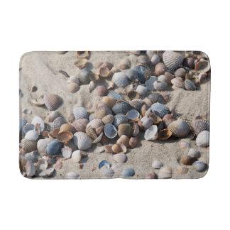 Seaside views bath mats