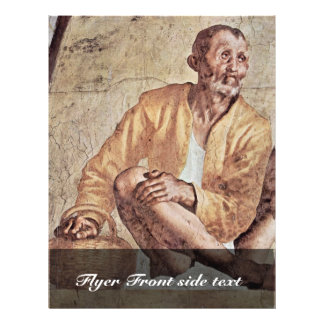 Season Frescoes In The Medici Villa At Poggio A Ca Flyers