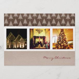 Instagram christmas cards zazzle uk season greeting christmas instagram photo cards m4hsunfo