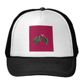 Season Greetings Mesh Hat