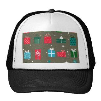 Season of Greetings Trucker Hats