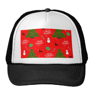 Season of Greetings Mesh Hat