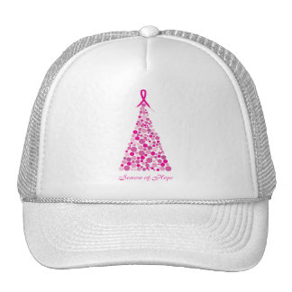 Season of Hope - Breast Cancer Mesh Hats