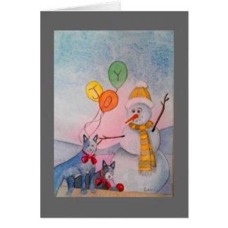 Season of Joy Card