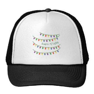 Season Of Lights Mesh Hats