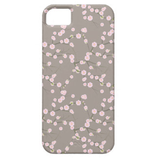 Season of Love in Brown Barely There iPhone 5 Case