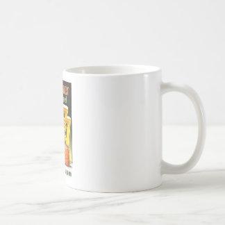 Season s Best Way To Travel Pennsylvania Railroad Coffee Mug