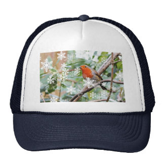 Season s Greetings Trucker Hat