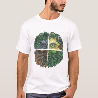 Seasonal Green Man T-Shirt