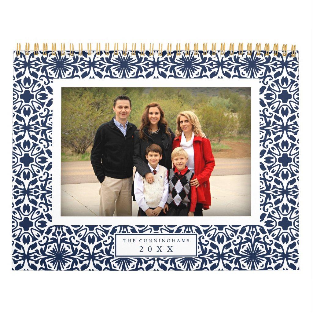 Seasonal Patterns | 2018 Photo Calendar